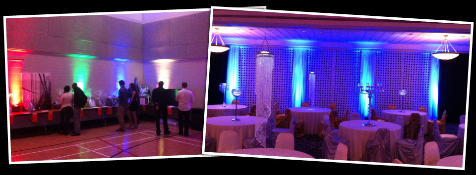 Party Lighting and DJ