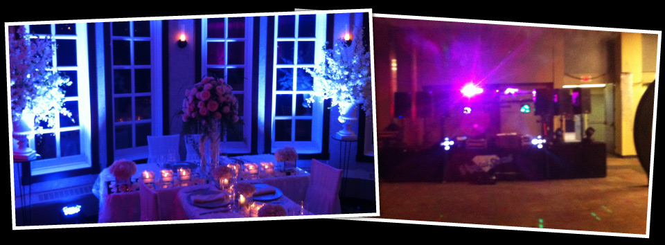 Party Lighting and DJ 1