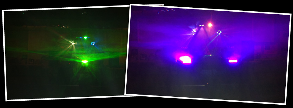 Party Lighting and DJ 8